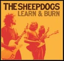 Learn & Burn by The Sheepdogs (CD, Mar-2011, The Sheepdogs)