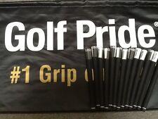 """13 Golf Pride Tour Velvet 360 Golf Grips - .600"""" Round Standard Size"""