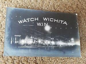1909 Wichita Kansas State Fair Real Photo Postcard RPPC