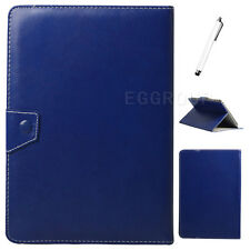"10"" Universal Folio Leather Case Stand Cover Skin For 9.7"" -10.1"" inch Tablet PC"