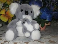 Dutch Holland Van Der Meulen Koala Mom and Baby Bear
