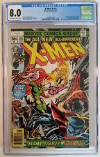 Uncanny X-Men #105 - CGC 8.0