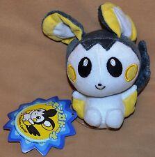 """6"""" Emolga #587 Pokemon Plush Dolls Toys Stuffed Animals Electric Flying NEW"""