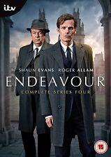 Endeavour Series Season 4 DVD New & Sealed R4