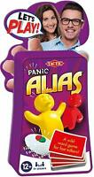 Lets Play Panic Alias A Wild Word Game Family After Dinner Party Game