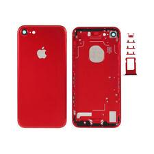 Carcasa Chasis trasero Apple iPhone 7 rojo Tapa Bateria con logo Product(RED)