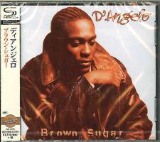D'ANGELO-BROWN SUGAR-JAPAN SHM-CD BONUS TRACK D50
