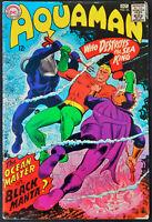 Aquaman #35 FN- 5.5 1st Black Manta 1967 Silver Age Rare Classic Must Have!