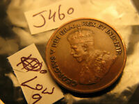 Canada 1929 Low 9 Variety Small Cent High Grade Beautiful Piece IDJ460.