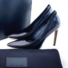 BNIB Alexander Wang Kiko Polished Calfskin Pumps Heels EU38.5 US 8.5 Shoes
