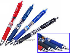 12pcs K-35 0.5mm Roller Gel Pen Retractable Smooth Writing
