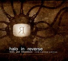 HALO IN REVERSE Trials and tribulations LIMITED 2CD BOX 2010