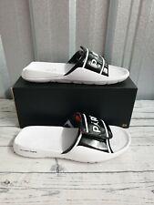 Nike Air Jordan Hydro 7 V2 PSG Slides Men's UK 9 EUR 44 (CJ7244 001)