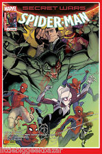 SPIDER-MAN / SECRET WARS 4 04 Avril 2016 Spider-Island Panini Marvel # NEUF #