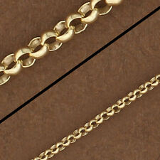 14kt Gold Filled Small Rolo Chain. Gold Filled 2mm Rolo. Gold Chain/Foot GF5510