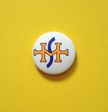 Simple Minds 'Sparkle In The Rain' button badge - genuine vintage tour merch!