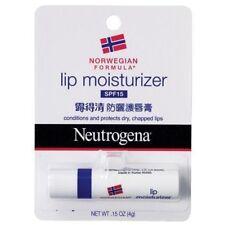 Neutrogena No Waxy Feel Formula Lip Moisturizer Lip Balm SPF15 4g