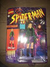 "Marvel Legends Vintage Retro 6"" Figure Spider-Man Series 1 Gwen Stacy IN STOCK!"