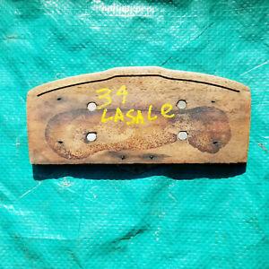 1934 Cadillac LaSalle Wood Part