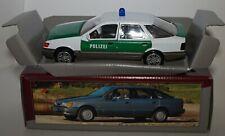 Schabak 1/25 Scale - Ford Scorpio Granada Saloon POLIZEI Diecast model car