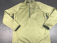 Men's Nike Pacer Plus Half Zip Running Top 929485 395 Size M Oliver Sweater $70