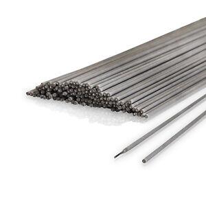 Stabelektroden Schweißelektroden 1.4332 Edelstahl 4x350mm Schwarz Weiß 10Stk