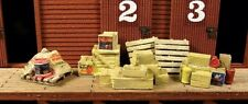 Monroe Models 2303 LOADING DOCK JUNK (Unpainted - Cast Metal) - NIB