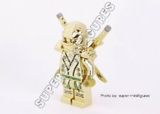 Lego Ninjago Lloyd Minifigures mr.gold ( lego custom)