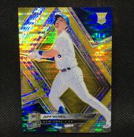 #/10! 🚨 2019 Spectra Jeff McNeil RC Gold Prizm New York Mets Panini Rookie #17