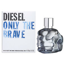 Diesel Only The Brave 50ml Eau De Toilette EDT Men's Fragrance For Him - New