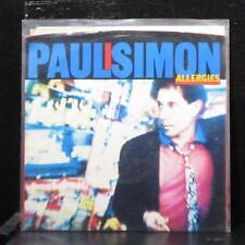 "Paul Simon - Allergies 7"" Mint- Promo Vinyl 45 WB 7-29453 USA 1983"
