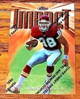 1997 Topps Finest #269 Tony Gonzalez RC - Chiefs