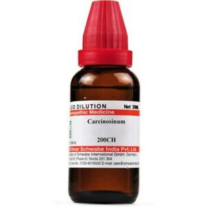 Willmar Schwabe India Carcinosinum 200 CH (30ml)