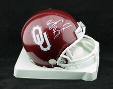 Brian Bosworth SIGNED University of Oklahoma Mini Helmet PSA/DNA AUTOGRAPHED
