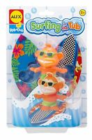 Alex Toys SURFING IN THE TUB Child/Kids Bath Activity Toy BN