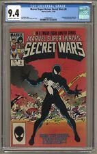 Marvel Super Heroes Secret Wars #8 (CGC 9.4) OW/W pgs; Origin symbiote (j#5988)