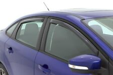 In-Channel Window Deflector Ventvisor 4-Piece 12-14 Ford Focus AVS 194373