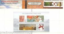 GB Presentation Pack M15 2007 CELEBRATING ENGLAND M/S SHEET