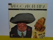 LP - TANGO ARGENTINA - BRUNO'S GEDANKEN ZUR WM 78