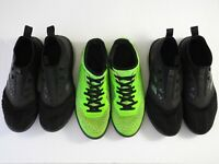 Lot of 3 Adidas Ace Tango 17.1 TR & Adidas Ace 16.1 Court Boost Indoor Cosmic 9