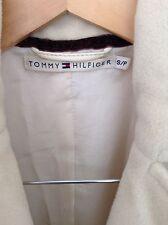 Ivory Winter Tommy Hilfiger Coat / Size S