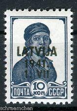 Lettland  Mi.Nr. 2 , ** ,