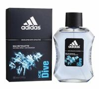 Eau De Toilette Adidas Ice Dive Natural Spray For Men 100 ml  3.4 fl.oz