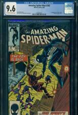 AMAZING SPIDER-MAN #265 CGC 9.6 NM+ 1st SILVER SABLE  Movie