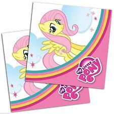 Tovaglioli  Carta  My Little Pony , Festa Compleanno PS  05950