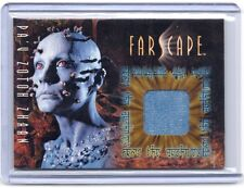 Farscape Season 2 Pa'u Zotoh Zhaan Virginia Hey costume swatch card #CC13  #7