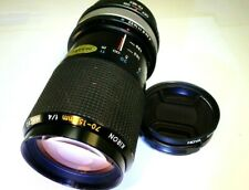 Kiron 70-150mm f4.0 FD Lens adapted to Sony E mount cameras  α6300 α5100 6100