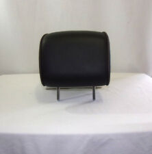 2010 2011 2012 MKZ OEM BLACK WITH BROWN TRIM RIGHT REAR LEATHER  HEADREST