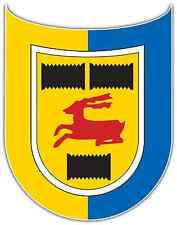 "Sc Cambuur Fc Netherlands Football Soccer Car Bumper Sticker Decal 4""X5"""