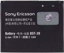 OEM SONY ERICSSON BST-39 18287-2000 BATTERY FOR TM717 W380 W518a W908c W910